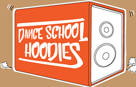 DANCE SCHOOL HOODIES